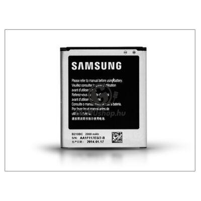 Samsung i8580 Galaxy Core Advance gyári akkumulátor – Li-Ion 2000 mAh – B210BC (csomagolás nélküli)