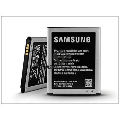 Samsung SM-G313 Galaxy Trend 2 gyári akkumulátor – Li-Ion 1500 mAh – EB-BG313BBE NFC (csomagolás nélküli)