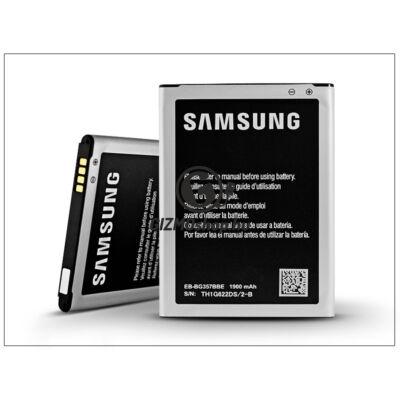 Samsung SM-G357FZ Galaxy Ace 4 LTE gyári akkumulátor – Li-Ion 1900 mAh – EB-BG357BBE NFC (csomagolás nélküli)