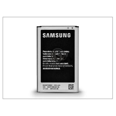 Samsung SM-N7505 Galaxy Note 3 Neo gyári akkumulátor – Li-Ion 3100 mAh – EB-BN750BBC NFC (bontott/bevizsgált)