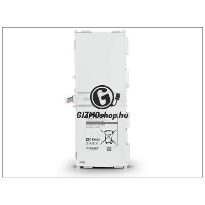 Samsung SM-T530 Galaxy Tab 4 10.1 gyári akkumulátor – Li-Ion 6800 mAh – EB-BT530FBE (csomagolás nélküli)