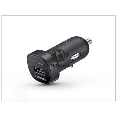 Samsung gyári USB szivargyújtós töltő adapter – 5V/2A – EP-LN930 black – Samsung Fast Charge (ECO csomagolás)