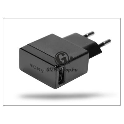 Sony USB gyári hálózati töltő adapter adatkábel nélkül – 5V/1,5A – EP880 (csomagolás nélküli)