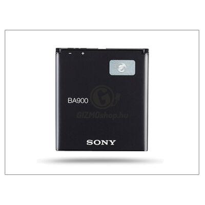 Sony Xperia E1 (D2005)/M (C1905)/J (ST26i)/L (C2105) gyári akkumulátor – Li-Ion 1700 mAh – BA900 (csomagolás nélküli)