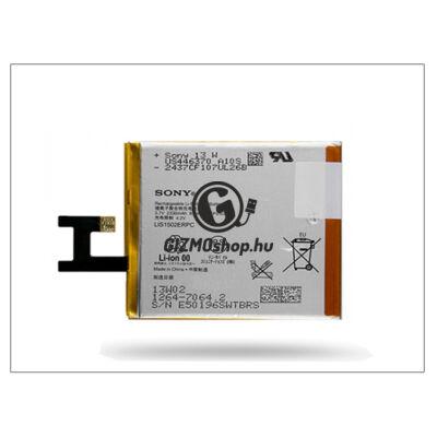 Sony Xperia Z (C6603) gyári akkumulátor – Li-Ion 2330 mAh – LIS1502ERPC (csomagolás nélküli)