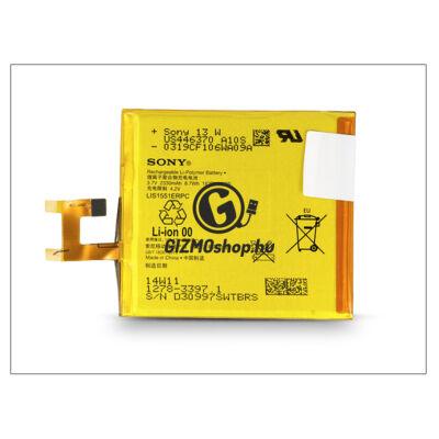 Sony Xperia M2 (D2303) gyári akkumulátor – Li-Polymer 2330 mAh – LIS1551ERPC (csomagolás nélküli)