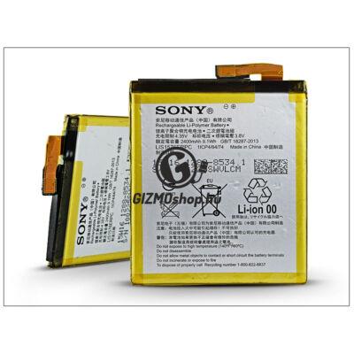 Sony Xperia M4 Aqua (E2303) gyári akkumulátor – Li-Polymer 2400 mAh – LIS1576ERPC (csomagolás nélküli)