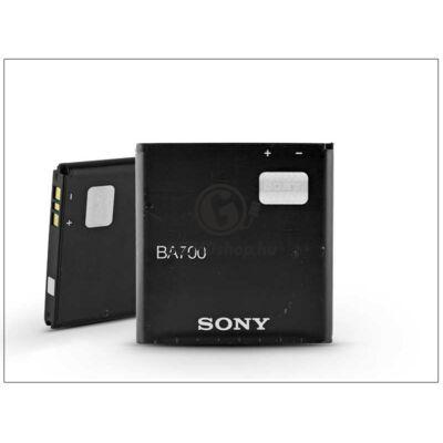 Sony Xperia E/Sony Xperia Miro/Xperia Tipo gyári akkumulátor – Li-Ion 1500 mAh – BA700 (bontott/bevizsgált)