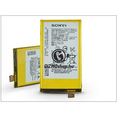 Sony Xperia Z5 Compact (E5803) gyári akkumulátor – Li-Polymer 2700 mAh – LIS1594ERPC (bontott/bevizsgált)
