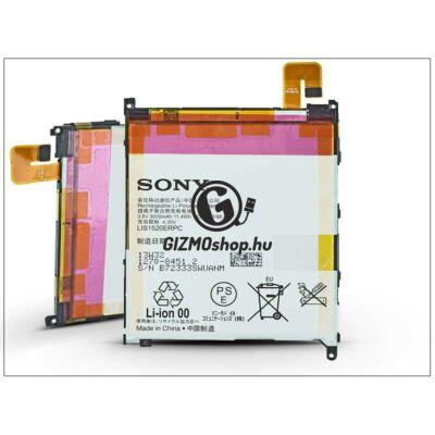 Sony Xperia Z Ultra (C6802) gyári akkumulátor – Li-Polymer 3000 mAh – LIS1520ERPC (bontott/bevizsgált)