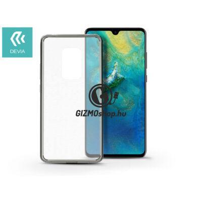 Huawei Mate 20 szilikon hátlap – Devia Shark – black