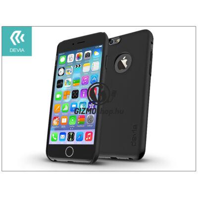 Apple iPhone 6 Plus/6S Plus hátlap – Devia Chic – gun black