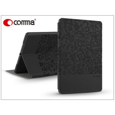 Apple iPad Mini 4 védőtok (Book Case) on/off funkcióval – Comma Charming – black