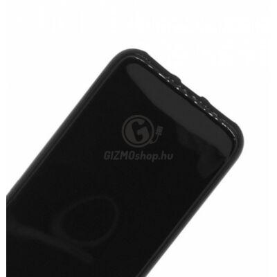 Samsung Galaxy A8 (A530) vékony szilikon hátlap,Fekete