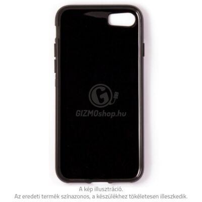 Samsung Galaxy S8 vékony szilikon tok, Fekete