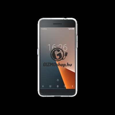 Vodafone Smart V8 cover hátlap, Átlátszó