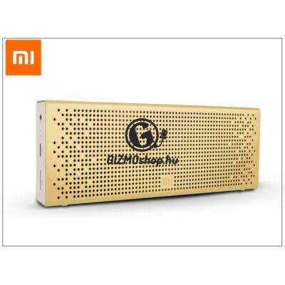 Xiaomi Mi Pocket bluetooth hangszóró – arany