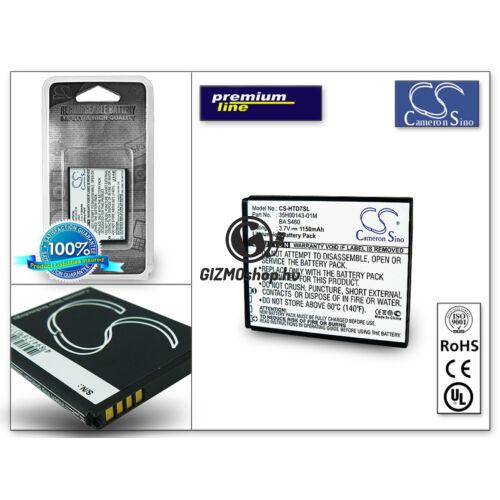 HTC HD3/HD7/T9292 akkumulátor – (BA S460 utángyártott) – Li-Ion 1150 mAh – PRÉMIUM