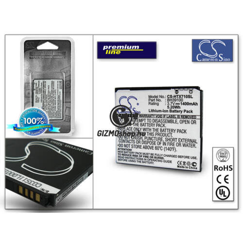 HTC Raider 4G/X710 akkumulátor – Li-Ion 1400 mAh – PRÉMIUM