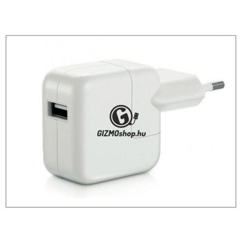 Univerzális USB hálózati töltő adapter – 5V/2,4A – 12 W – utángyártott