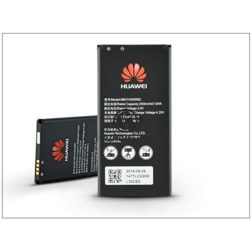 Huawei Ascend Y550/Y625/Y635 gyári akkumulátor – Li-ion 2000 mAh – HB474284RBC (csomagolás nélküli)