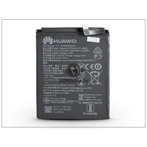 Huawei P10 gyári akkumulátor – Li-polymer 3200 mAh – HB386280ECW (ECO csomagolás)