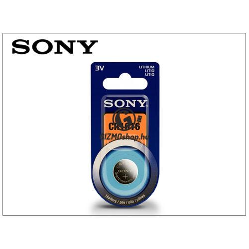 Sony CR1616 lithium gombelem – 3V – 1 db/csomag