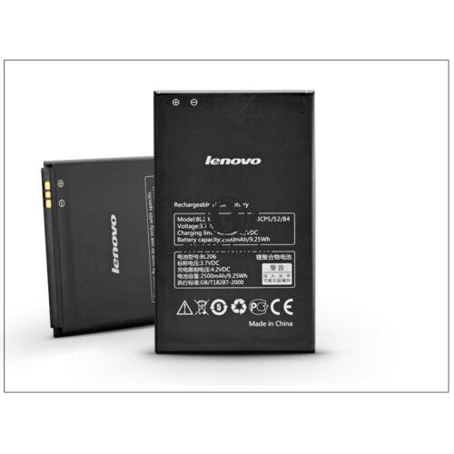 Lenovo A600/A630 gyári akkumulátor – Li-ion 2500 mAh – BL206 (ECO csomagolás)