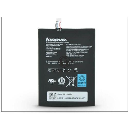Lenovo IdeaTab A3000 gyári akkumulátor – Li-polymer 3500 mAh – L12T1P33 (ECO csomagolás)