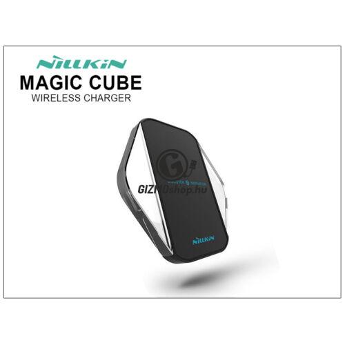 Nillkin Magic Cube univerzális vezeték nélküli töltő állomás – 5V/1A – fekete – Qi szabványos