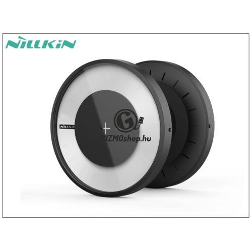 Nillkin Qi univerzális vezeték nélküli töltő állomás – 5V/2A – Nillkin Magic Disk 4 Wireless Fast Charger – fekete – Qi szabványos
