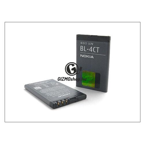 Nokia 5310 XpressMusic/6600 fold gyári akkumulátor – Li-Ion 860 mAh – BL-4CT (csomagolás nélküli)