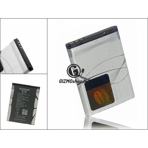 Nokia 3220/5140/6020/N80 gyári akkumulátor – Li-Ion 890 mAh – BL-5B (csomagolás nélküli)
