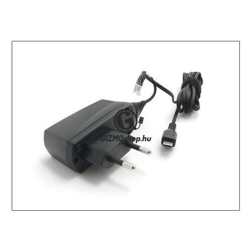 Nokia 6500 classic/7900 prism/8600 Luna/8800 arte gyári micro USB hálózati töltő – 5V/1,2A – AC-10E (csomagolás nélküli)