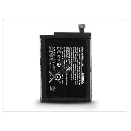 Nokia Lumia 1320 gyári akkumulátor – Li-Polymer 3400 mAh – BV-4BWA (csomagolás nélküli)