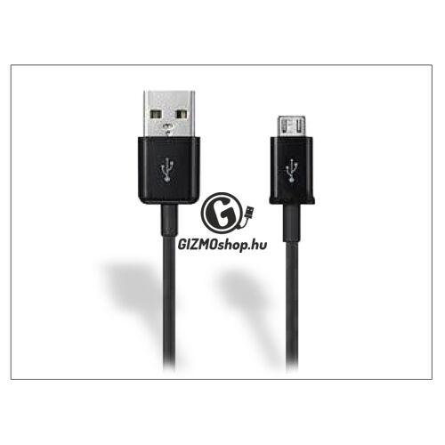 Samsung gyári micro USB adat- és töltőkábel – ECC1DU6BBE black (csomagolás nélküli)