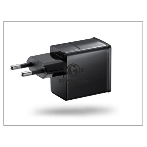 Samsung gyári USB hálózati töltő adapter – 5V/2A – ETA-P11E (csomagolás nélküli/karcos)