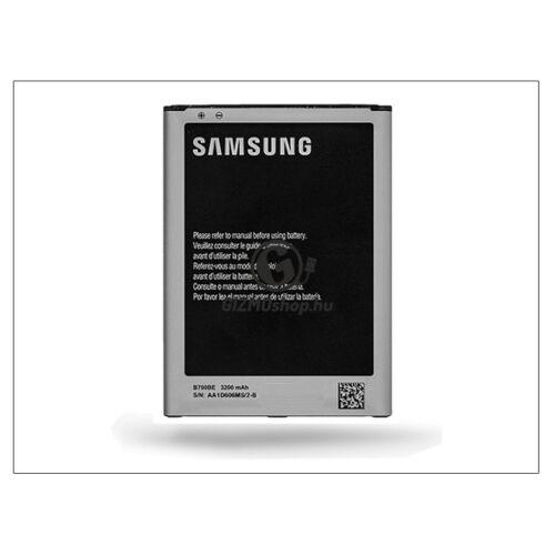 Samsung i9200/i9205 Galaxy Mega 6.3 gyári akkumulátor – Li-Ion 3200 mAh – EB-B700BE (csomagolás nélküli)