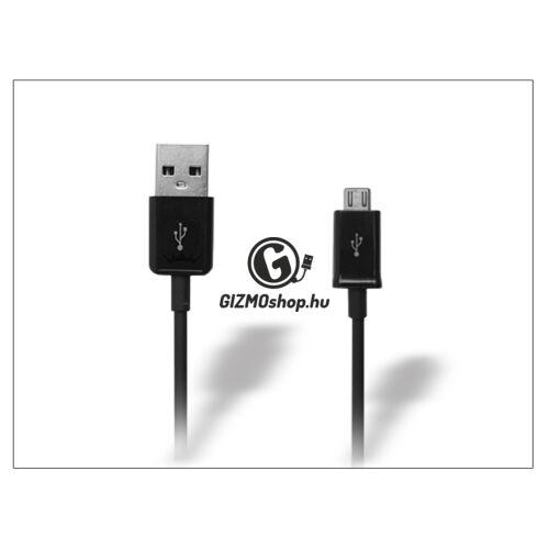 Samsung gyári micro USB adat- és töltőkábel – ECB-DU4ABE black (csomagolás nélküli)