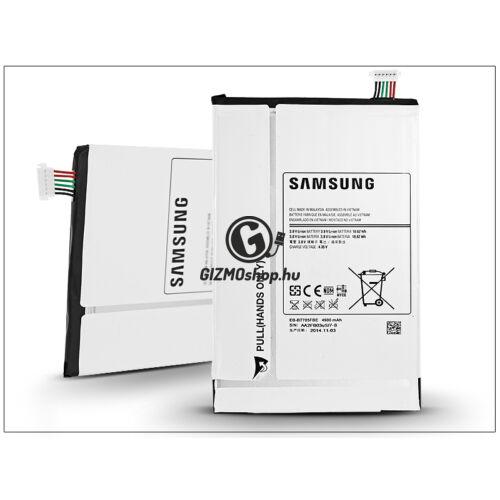 Samsung SM-T700 Galaxy Tab S 8.4 gyári akkumulátor – Li-Ion 4900 mAh – EB-BT705FBE (csomagolás nélküli)