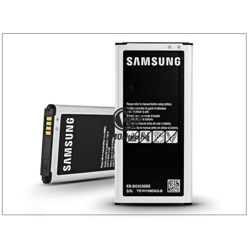 Samsung SM-G903 Galaxy S5 Neo gyári akkumulátor – Li-Ion 2800 mAh – EB-BG903BBE NFC (bontott/bevizsgált)
