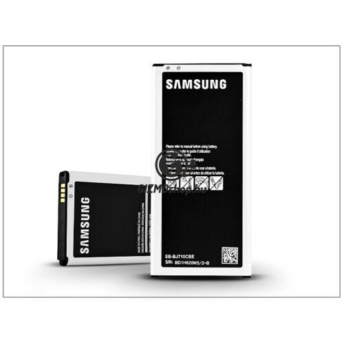 Samsung J710F Galaxy J7 (2016) gyári akkumulátor – Li-Ion 3300 mAh – EB-BJ710CBE (csomagolás nélküli)