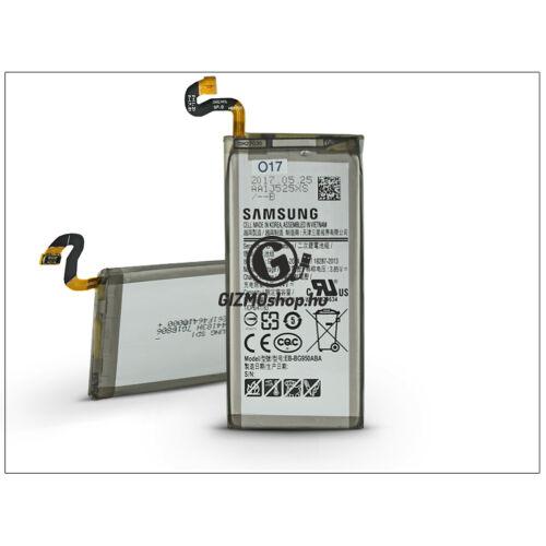 Samsung G950F Galaxy S8 gyári akkumulátor – Li-Ion 3000 mAh – EB-BG950ABA (ECO csomagolás)