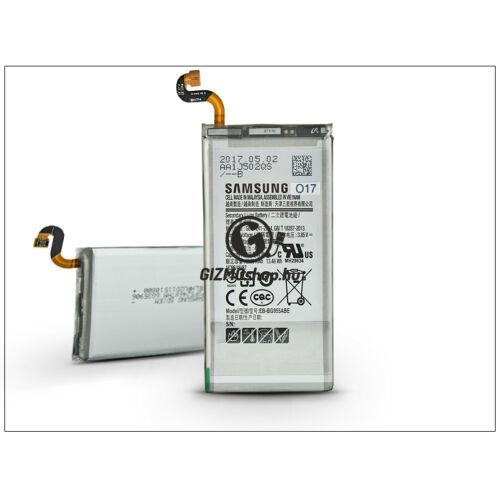 Samsung G955F Galaxy S8 Plus gyári akkumulátor – Li-Ion 3000 mAh – EB-BG955ABE (ECO csomagolás)