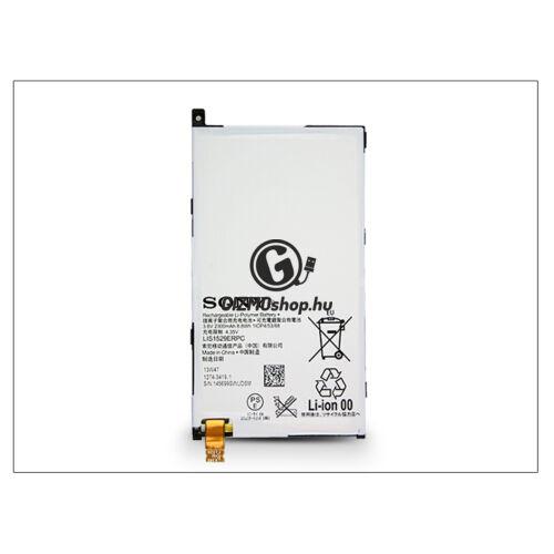 Sony Xperia Z1 Compact (D5503) gyári akkumulátor – Li-Polymer 2300 mAh – LIS1529ERPC (csomagolás nélküli)