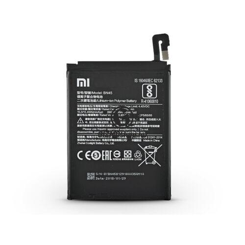 Xiaomi Redmi Note 5/Note 5 Pro gyári akkumulátor – Li-polymer 4000 mAh – BN45 (ECO csomagolás)