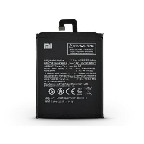 Xiaomi Mi Note 3 gyári akkumulátor – Li-polymer 3500 mAh – BM3A (ECO csomagolás)