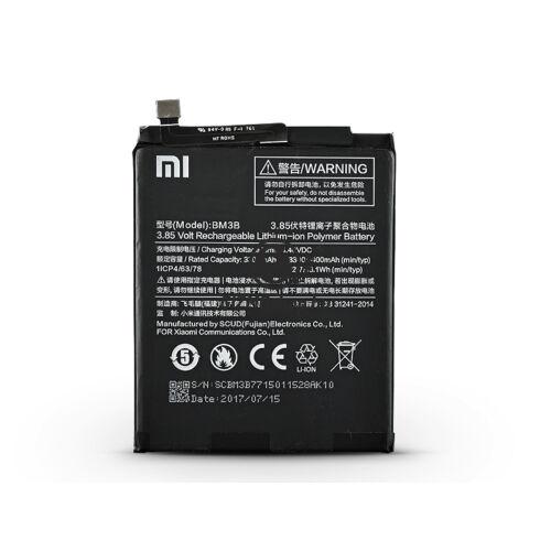 Xiaomi Mi Mix 2/Mix 2s gyári akkumulátor – Li-polymer 3400 mAh – BM3B (ECO csomagolás)