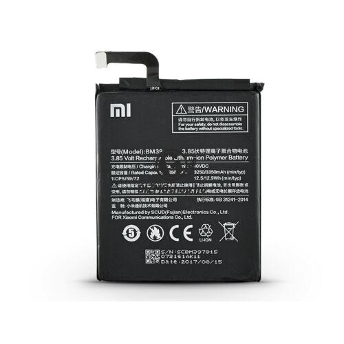 Xiaomi Mi 6 gyári akkumulátor – Li-polymer 3350 mAh – BM39 (ECO csomagolás)