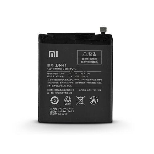 Xiaomi Redmi Note 4 gyári akkumulátor – Li-ion 4100 mAh – BN41 (ECO csomagolás)